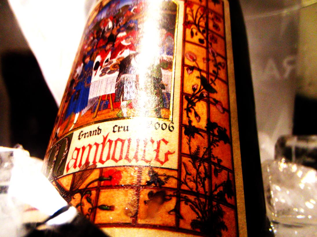 Manbourg Grand Cru 2006